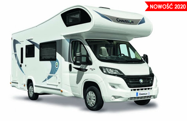 CHAUSSON C656 VIP NOWY MODEL 2020